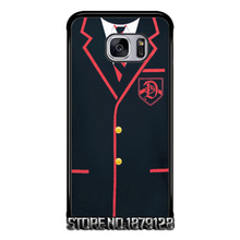 glee dalton academy the warbler Rubber Cover Case for Samsung Note 2 3 4 5 7 S6 S7 edge plus S3 S4 S5 mini Active Silicon
