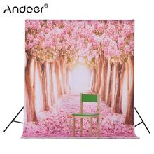 Andoer 1.5 * 2.1m/5 * 6.9ft Studio Photo Background Digital Printed Photography Backdrop for Kid Children Baby Newborn Portrait(China)