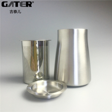 GATER Coffee Powder Sieve Powder Stainless Steel Fine Sieve Powder Coffee Filter Cup Dustproof Mesh Sieve Coffee and Tea Tools(China)