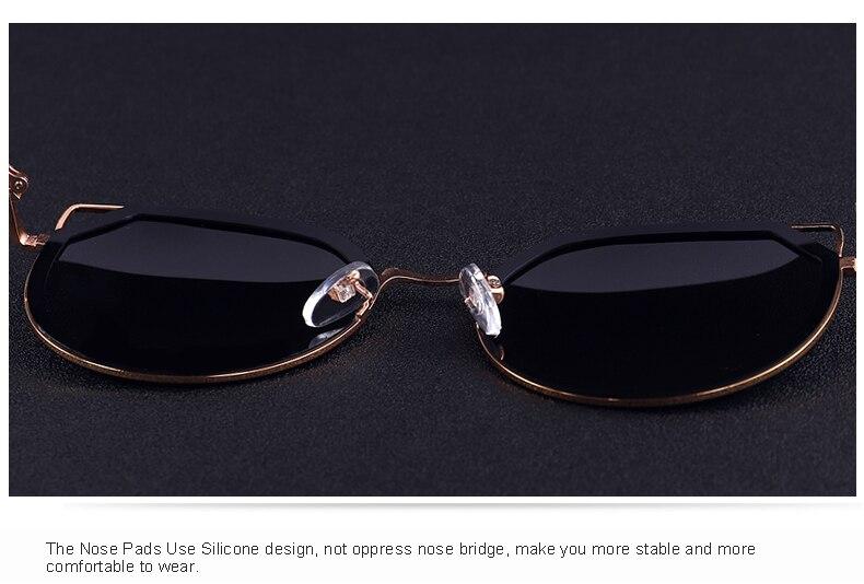 نظارات شمسية للسيدات بعدسات بلورايزد بعدة الوان 2018 15