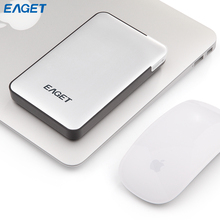 Original EAGET G30 USB 3.0 High-Speed External Hard Drives 500GB / 1TB / 2TB Shockproof Encryption HDD For Desktop Laptop Mobile
