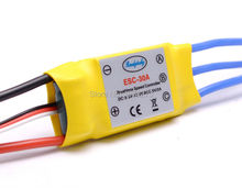1pcs New arrival RC BEC 30A ESC Brushless Motor Speed Controller