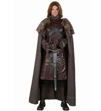 north crazy king of fighters medieval warrior costume for men dynasty warriors halloween cosplay costumes performance clothing
