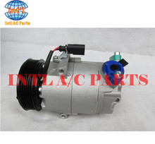 auto ac compressor for Volkswagen VW Fox Polo Crossfox SpaceFox Skoda Fabia 5Z0820803 6Q0820803K(China)