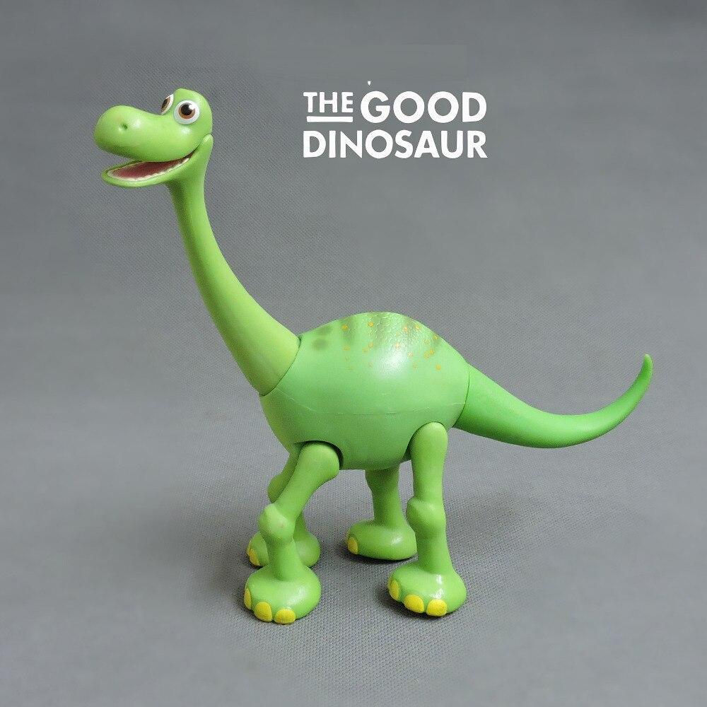 Original 18CM The Good Dinosaur 2015 Stuffed Animals PVCGiant Arlo Dinosaur Boy Toy for christmas gift Children Brinquedos<br><br>Aliexpress