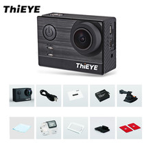 ThiEYE T5e WiFi 4K 30fps Action Camera 12MP 2 inch TFT LCD Touch Screen 1080P Sports Ambarella A12LS75 Chipset IMX117 Sensor HD(China)