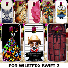 "Top Selling Painting Hard Plastic Mobile Phone Case For Wileyfox X50 wileyfox Swift 2 Swift2 Plus 5.0"" Cover Durable Shell Back"