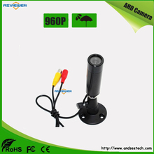 MINI Size Bullet Camera in 3.6mm lens 960P 1.3MP high resolution Pen Shape AHD Camera