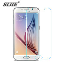 SIJIE Tempered Glass For SAMSUNG S3 S4 S5 S6 MINI NOTE 3 4 5 7 A7 2016 Galaxy Screen protect cases Cover SALE discount free gift