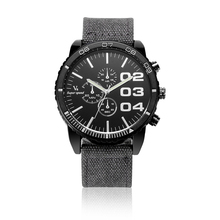 V6 super speed original brand watch men Canvas strap quartz-watch for men relogio masculino fashion casual sports watch of men