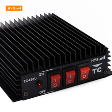 HYS Tc-450v UHF Handheld Ham Radio Power Amplifier 470-480mhz with 50w Output Power