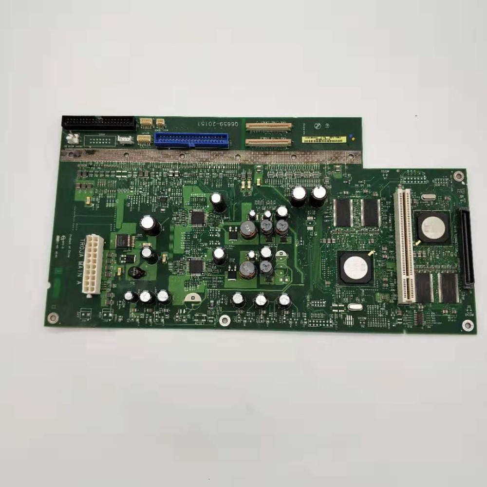 "PS Main PCA Control Board B0 24"" Plotter parts Q6659-20151 for hp DesignJet Z2100 Z3100"
