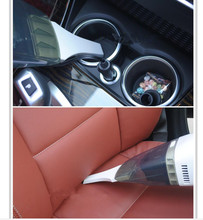 Car-Styling Portable Car Vacuum Cleaner Wet And Dry Dual for Mazda 2 3 5 6 8 CX 5 CX-5 CX-7 CX-9 MX-5 Styling Accessories