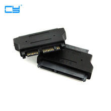 "2.5"" IN SATA 22 pin Female to 1.8"" IN Micro SATA 16 pin Male 3.3V Adapter convertor for Hard Disk Drive SSD"