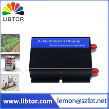 T260S-A1 WIFI industrial wireless GPRS 3g modem router with ethernet port for self-service vending machine application