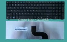 Free shipping!! Genuine NEW for Gateway NV59C NEW90 PEW96 Packard Bell NEW95 US Black Keyboard Laptop