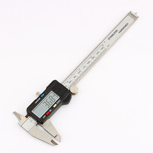 Domestic service 150MM Electric 6 Stainless Steel Digital Vernier Dial Caliper Gauge Micrometer Hot Search(China)