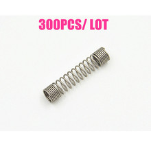 [300PC/ LOT] Wholesale Price For Microsoft Xbox 360 Controller Repair LT RT Button Springs Replacement with wholesale price(China)