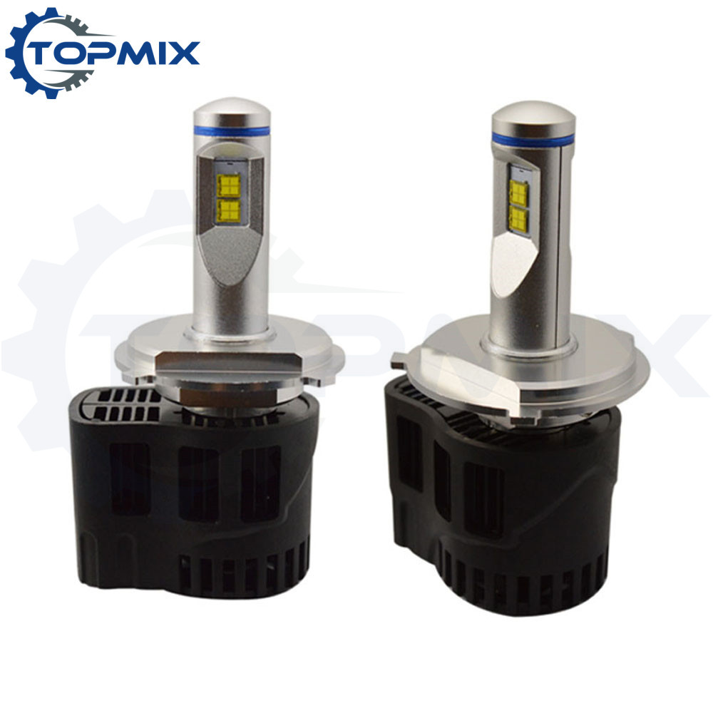 New 110W 10400LM H4 9003 HB2 H4-3 Hi/Lo LED Headlight Conversion Kit Auto Car Fog Light Bulbs 5000K/6000K 2 colors available<br>