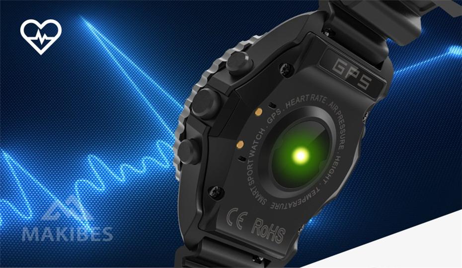 Makibes G07 GPS Smart Watch (5)