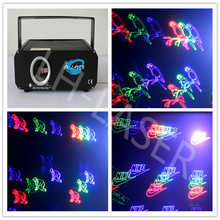 300mw SD Card stage lighting holographic laser fireworks projector dj equipment dynamic liquid sky Stage Lighting effect