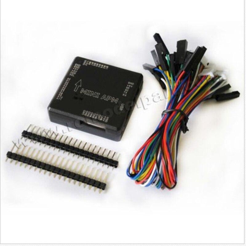 Mini APM V3.1 APM2.6 Upgrade Flight Controller w/ Protect Case for Multirotor<br><br>Aliexpress