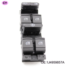 High Quality! Power Window Control Switch Button Console For Skoda Fabia Saloon Octavia Superb 1999 - 2010  1J4 959 857C 857A