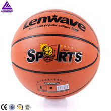 2016 Basketball # No.7 size basketball * sports basketball for entertainment class competition crowd in the use of PVC material