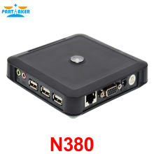 Support Winows 7 /vista/Linux/XP OS Thin Client Net Computer PC Station Embedded Server N380 Win CE 6.0(China)