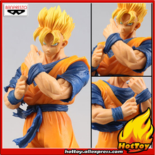 "100% Original Banpresto Resolution of Soldiers ROS Vol.6 Collection Figure - Son Gohan (Future ver.) from ""Dragon Ball Z""(China)"