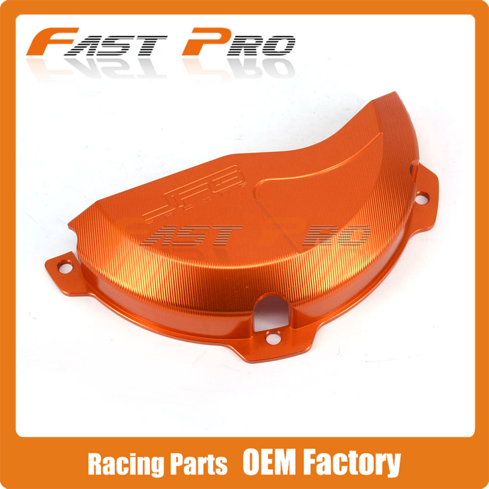 CNC Right Side Engine Case Cover Protector Guard For KTM EXC250 EXC 300 EXC 250 300 2009-2016 SX250 2009-2015 250SX<br>
