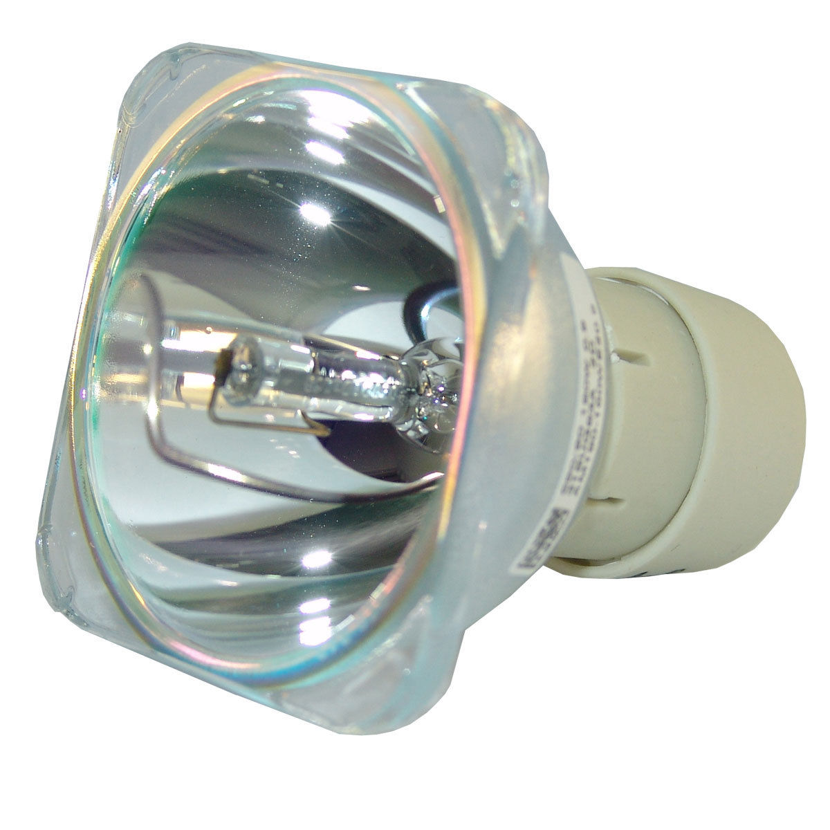 Compatible Bare Bulb SP-LAMP-040 SPLAMP040 for Infocus XS1 Projector Lamp Bulb Without housing<br>