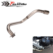 FREE SHIPPING Motorcycle Exhaust System Vent Pipe Stainless Fit for HONDA Grom MSX 125