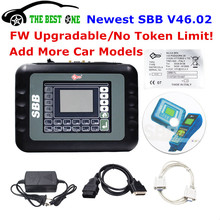 2017 Newest SBB V46.02 Key Programmer Add More Car Model Than SBB Silca V33.02 Key Maker SBB 46.02 Same As CK100 V46.02 DHL Free(China)