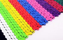 New single speed bicycle chain  steel 96 link fixed gear bike chain bike accessories