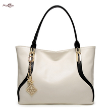 Moccen Cheap Women Shoulder Bags Large Casual Tote Bag Womens Bags Handbags Women Famous Brands