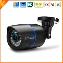 BESDER AHD Analog High Definition Surveillance Infrared Camera 1080P 960P 720P AHD CCTV Camera Security Outdoor Bullet Cameras