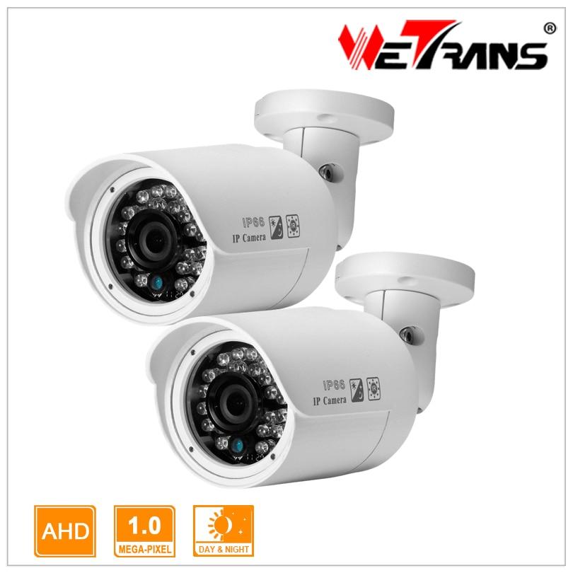 1/4 720P AHD Camera Bullet outdoor CCTV Camera Built-in IR CUT Filter Waterproof Mini Camera For AHD DVR 2pcs<br><br>Aliexpress