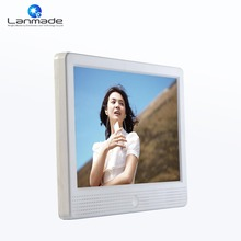 10 inch multimedia Auto play low cost indoor advertising led tv display small lcd display(China)