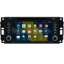 Quad Core 16G 6.2'' Pure Android 4.4.4 Car PC for Chrysler Sebring /for Dodge /for Jeep Car DVD Multimedia Player