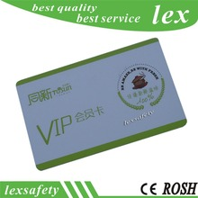 Best China Card Technology Print 100pcs/lot F08 1K 13.56MHZ PVC RFID Chip Proximity cardContactless Payment Plastic Card