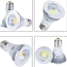 New Arrival Dimmable 9W 12W Dimmable PAR20 Led COB Spot Lights E26 E27 GU10 Style 3Years Warranty 50000Hours Life High Quality