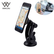 New Universal Car Magnetic Holder Suction Cup Windshield Dashboard Mount Stand 360 adjustable Magnetic Holder For iPhone Samsung(China)