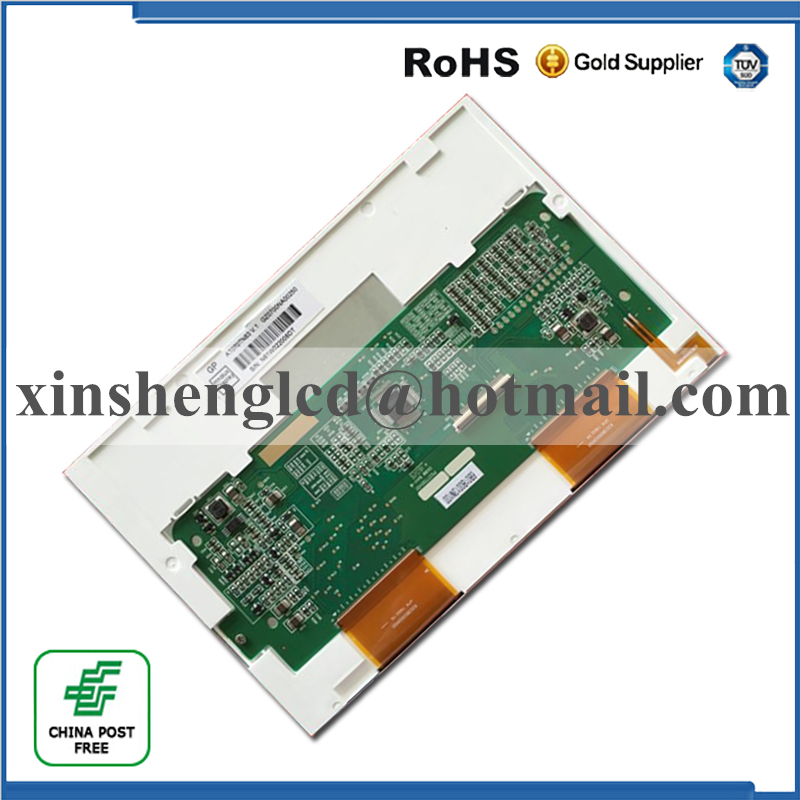 Original New 7 inch TFT INNOLUX AT070TN83 V.1 AT070TN83-v1.0 40 Pin LCD Screen Panel Module Controller 800x480<br>