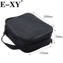 E-XY Double-deck Vape Pocket Vapor Tool Kit Bag for RTA RBA RDA Mods DIY Tools CarryBag Case Vape Pocket fashion