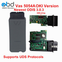New Special Offer Multi-Language Vas5054 Bluetooth Vas5054A Support ODIS And UDS Professional 5054 PP2000 Diagnostic Tool