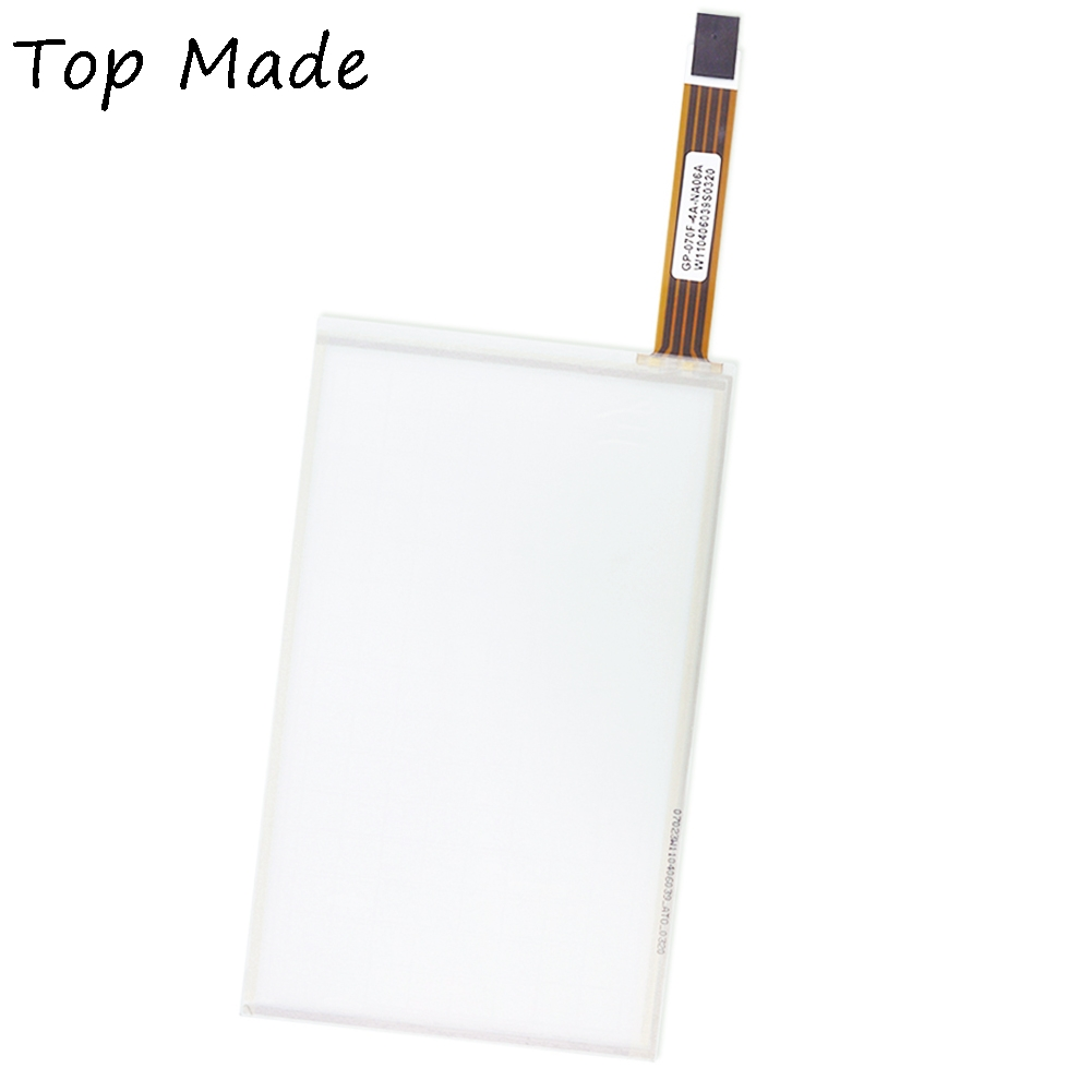 7 inch Touch Screen New for GP070F4ANA06A  Four Wire Resistive Glass Panel 165.4*99.6<br>