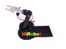 4 dof Mechanical Arm,Robot Arm/Claw/gripper,Rotation base,Robot parts/accessories for DIY, robotic hands, Course Project