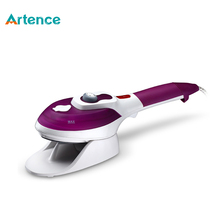 Multifunctional Handheld  Electric Steam Iron With Ceramic Soleplate For Home Portable Clothes Garment Steamer Lint Remover