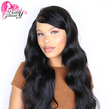 Beauty Forever Body Wave Malaysian Hair Weft Non Remy Human Hair Weaves Bundle Natural Color 8-30 inch Free Shipping(China)